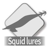 Lure = Squid lures