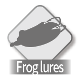 Lure = Frog lures